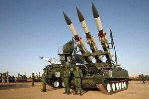 Tên lửa phòng không SA-6 vừa lập công lớn trên chiến trường Lybia?