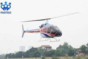 Fastgo sẽ ra mắt dịch vụ gọi trực thăng trên smartphone FastSky vào cuối tháng 4