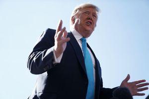 Ông Trump tố điều tra Nga can thiệp bầu cử Mỹ là 'mưu phản'