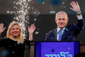 Israel: Ông Netanyahu thắng cử nhiệm kỳ thứ 5