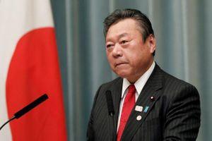 Phát biểu không chuẩn mực, Bộ trưởng Olympic từ chức