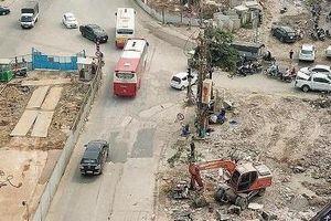 Đột phá GPMB, dự án mở rộng đường Phạm Văn Đồng sẽ xong trong năm nay