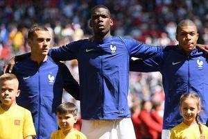Tuyển Pháp sở hữu đội hình có giá trị hơn 1 tỷ euro