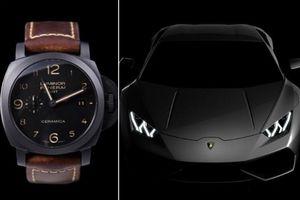 'Choáng' trước sự kết hợp triệu đô giữa đồng hồ và siêu xe