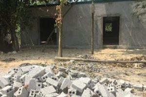 Nghệ An: Xây nhà siêu nhanh chờ đền bù làm cao tốc Bắc - Nam