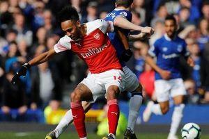 Arsenal hy vọng 'sát thủ' Aubameyang tỏa sáng trước Napoli