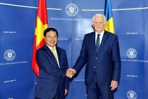 Việt Nam luôn là đối tác quan trọng của Romania