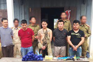 BĐBP Quảng Trị tập huấn nghiệp vụ pháp luật phòng chống ma túy và tội phạm