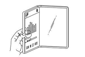LG phát triển điện thoại gập màn hình trong suốt?