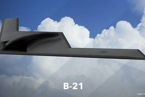 Oanh tạc cơ tàng hình mới của Mỹ sắp cất cánh?