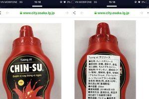 Masan báo cáo Sở giao dịch chứng khoán về vụ tương ớt Chin-su