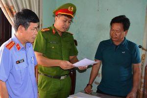Quảng Nam bắt 3 cán bộ lập khống hồ sơ đất đai