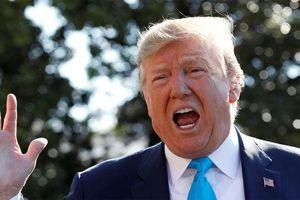 'Âm mưu đảo chính' chống lại ông Trump