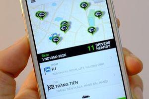 Taxi công nghệ phải gắn mào, cục diện mới cho thị trường vận tải?