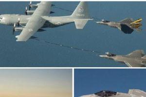 Soi công nghệ số 1 thế giới siêu tiêm kích F-35A Nhật Bản rơi ở Thái Bình Dương