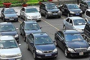 Chưa dự toán không được mua xe ô tô công dù đủ tiêu chuẩn