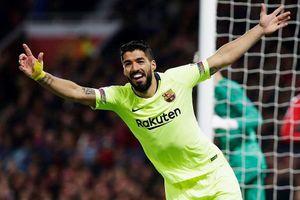 MU 0-1 Barca: Thua trên sân nhà sẽ giúp MU đi tiếp
