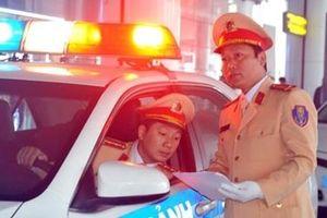 Họ là Cảnh sát dẫn đoàn