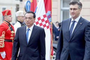 Thủ tướng Trung Quốc thăm Croatia, 6 thỏa thuận hợp tác được ký kết