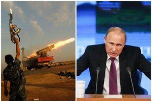Đứng trước câu hỏi ngoại giao hóc búa, Nga liệu có muốn biến Libya thành 'Syria thứ hai'?