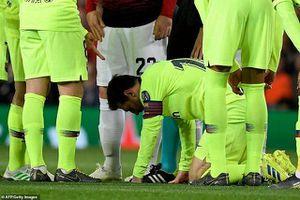 HLV Valverde âu lo với chấn thương của Lionel Messi