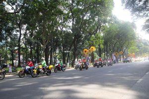Ngày 12/4 TPHCM hạn chế xe lưu thông trong khu trung tâm
