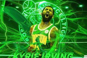 Irving lý giải vì sao playoff luôn có sức hút mãnh liệt với anh