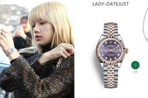Fan hâm mộ thích thú khi phát hiện Lisa và Jisoo (BlackPink) chi hơn nửa tỷ đồng để mua đồng hồ đôi