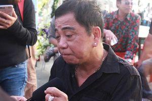 Hồng Tơ: Tôi sốc lắm vì tình anh em, đồng nghiệp với Vũ sâu đậm
