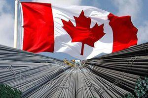 Canada không áp thuế tự vệ đối với thép Hòa Phát