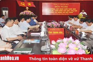 Bồi dưỡng, cập nhật kiến thức mới chuyên đề 'Tình hình thế giới, khu vực hiện nay và những tác động tới Việt Nam'