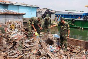 Bộ đội Biên phòng tỉnh An Giang bắt 3 vụ buôn lậu trong một đêm