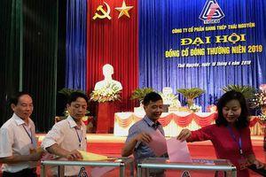 Gang thép Thái Nguyên lại thay Chủ tịch HĐQT