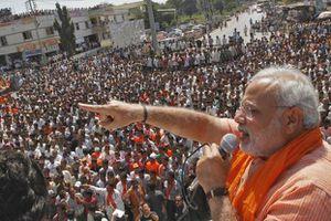 Bầu cử Ấn Độ: Thước đo tín nhiệm của Thủ tướng đương nhiệm Modi