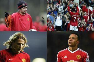 Top 10 cầu thủ 'hóa rồng' khi rời MU: Ronaldo vĩ đại nhất
