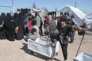 Hàng trăm trẻ em chết trong trại tị nạn 'địa ngục' ở Syria