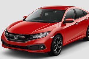 Honda Civic 2019 chốt giá từ 729 triệu đồng