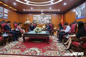 Việt Nam – Cuba tăng cường hợp tác trong lĩnh vực phát thanh