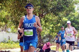 2 vận động viên vô địch thế giới tham gia IRONMAN 70.3 ở VN