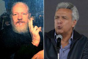 Nguồn cơn việc Ecuador 'đóng cửa, đuổi khách' với ông trùm WikiLeaks