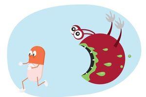 Vi khuẩn đã kháng lại 'vũ khí cuối cùng để điều trị'