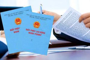 Quy định về bản sao hộ chiếu khi cấp Giấy phép lao động