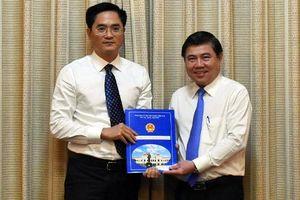 TPHCM bổ nhiệm hai Giám đốc Sở