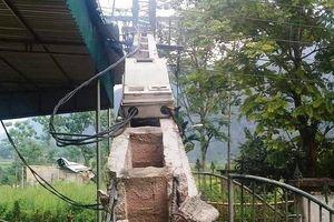 Khắc phục hậu quả lốc xoáy tại vùng miền núi ở Nghệ An