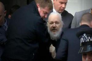 Điều ít biết về nhà sáng lập WikiLeaks vừa bị bắt giữ