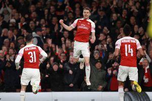 Arsenal và Chelsea chiếm ưu thế lớn ở lượt đi tứ kết Europa League