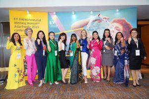 Bác sĩ Việt lọt danh sách Nữ doanh nhân thành công Châu Á