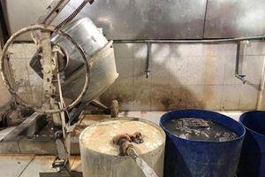 Công khai rộng rãi cơ sở chế biến thực phẩm bẩn