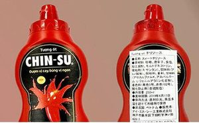 Cục An toàn thực phẩm lý giải việc cho phép dùng Acid Benzoic trong tương ớt Chin-su
