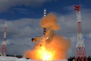 Tên lửa 'Quỷ Satan-2' của Nga đã ở giai đoạn thử nghiệm cuối cùng